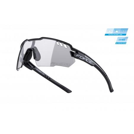 očala F AMOLEDO, črna, fotokromat. stekla