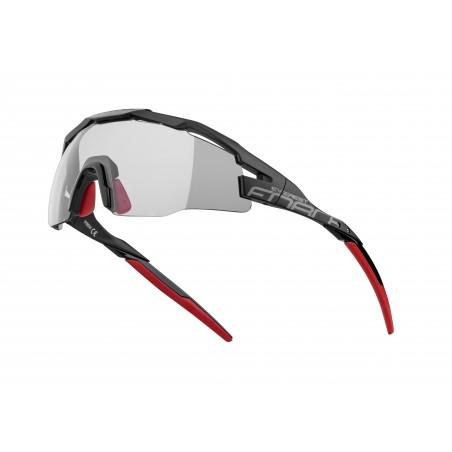 očala F EVEREST rdeča-mat črna, fotokromat. steklo
