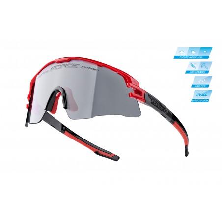 Očala AMBIENT rdeča-siva / fotokromat. stekla