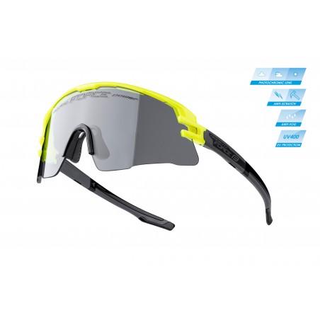 Očala AMBIENT fluo-siva / fotokromat. stekla
