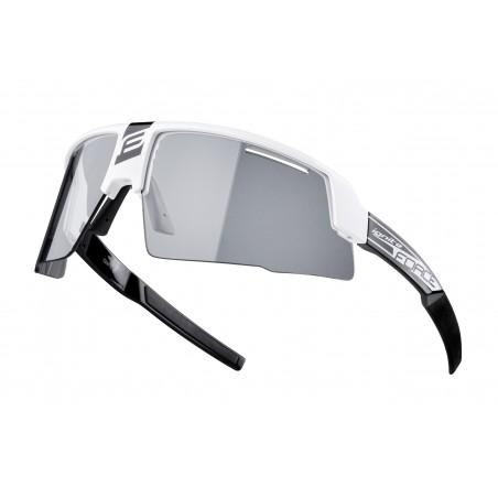 očala FORCE IGNITE bela-črna / fotokromatska